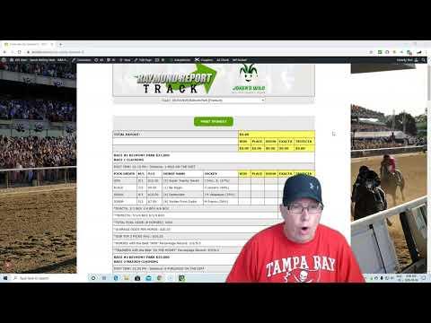 BELMONT PARK - FREE HORSE RACING PICKS - 6-4-20