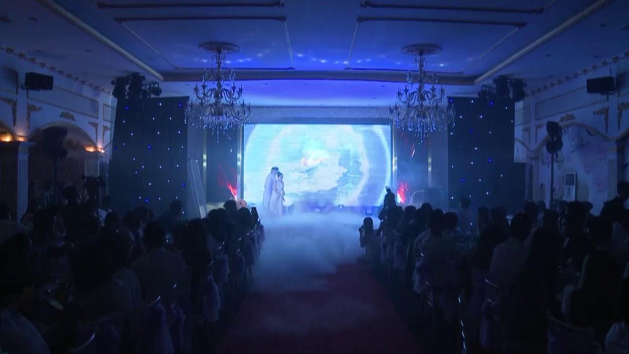 Múa tương tác màn hình Led- Đức Tuấn & Bảo Phương- Liên hệ book show: 0343726333