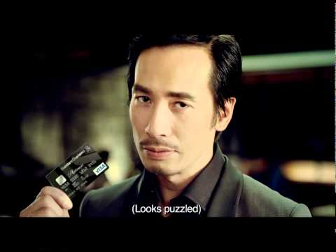 """""""Kung Fu Couple"""", Standard Chartered Platinum Credit Card TVC starring celebrity Moses Chan"""