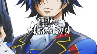 Anime I F*cking Hate - Code Geass: Akito The Exiled