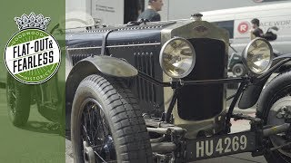 Is this Frazer Nash the scariest drive? thumbnail