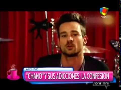 La entrevista donde Chano confesó su adicción y drama con las drogas