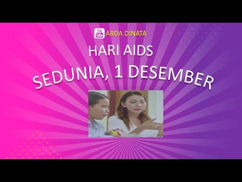 Hari AIDS Se Dunia 1 Desember