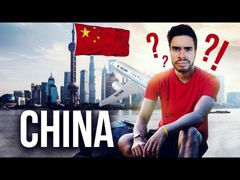 ME VOY A CHINA... EMPIEZAN LOS PROBLEMAS