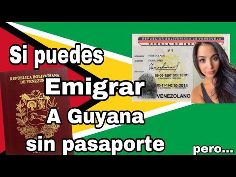 NO TE VENGAS #Guyana 2020 Salario - Costo De Vida - Si Puedes Emigrar Sin Pasaporte