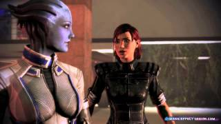 Mass Effect 3: Citadel - Liara Romance (Female) [ITA]
