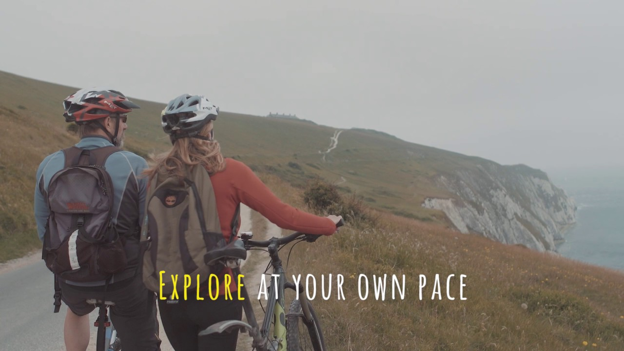 Thumbnail: Where will your journey take you? Cycling on the Isle of Wight