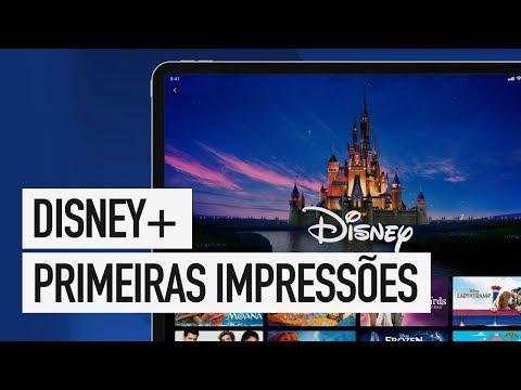 Disney+: primeiras impressões, lançamento, preços, filmes e séries