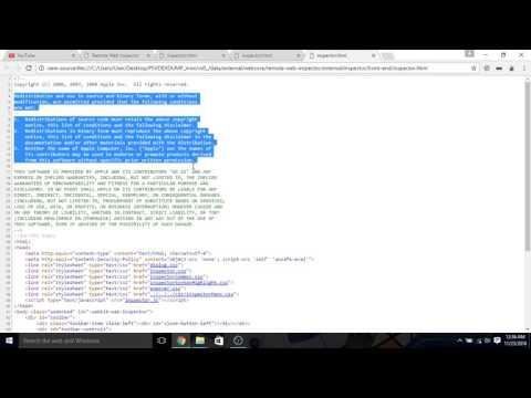 PSVita Browser Debugger?? - SONY CONFIDENTIAL MATERIAL. DO NOT DISTRIBUTE.