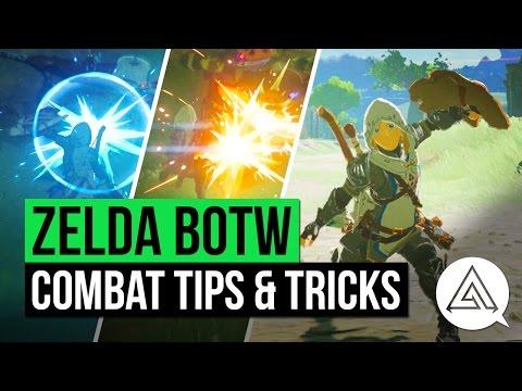 Zelda Breath of the Wild   Combat Guide, Tips & Tricks