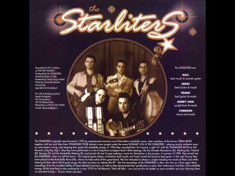 The STARLITERS - Super Trucker