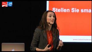 Auf Augenhöhe im Vorstellungsgespräch! | Valentina Levant IAA Frankfurt