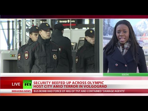 Mission Sochi: Winter Olympics get security boost amid terror attacks