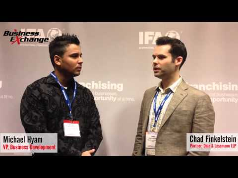 How Much Does a Franchise Lawyer Charge? | Chad Finkelstein | Franchise Lawyer | IFA Convention