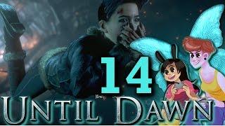 UNTIL DAWN 2 Girls 1 Let's Play Part 14: Deep