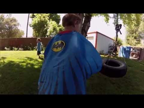 BATKID BEGINS Exclusive Clip!