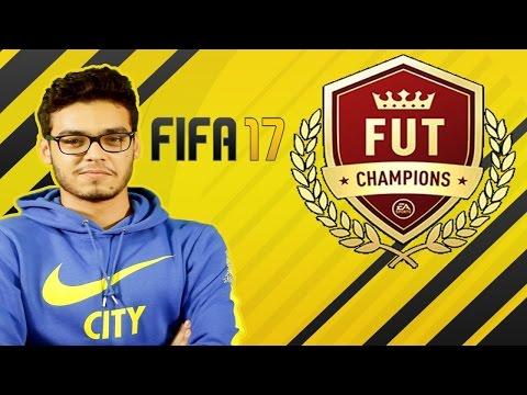 Fifa 17 FUT Champions l فوت تشامبيونز