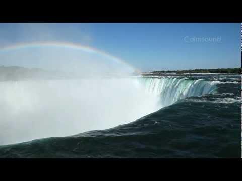 Niagara Falls (Horseshoe Falls, American Falls, Bridal Veil) in High Definition