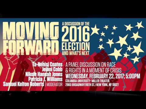 Moving Forward: A Discussion of the 2016 Election & What's Next