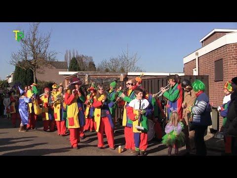 Carnavaloptocht 2015 Oirsbeek