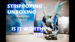 Monster Hunter World Iceborne Collector's Edition/Package STRIPBOXING Unboxing