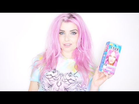 Permalink to Pink Temporary Hair Color