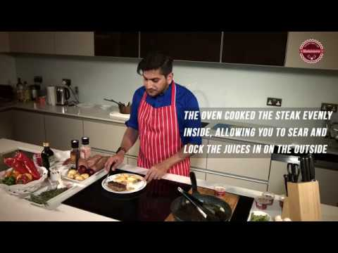 How to cook the perfect HALAL steak!