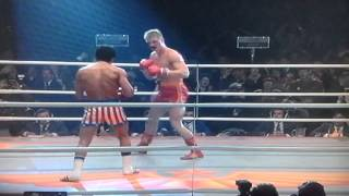 Rocky IV-Rocky Balboa Vs Ivan Drago Parte 4 (Audio Latino)