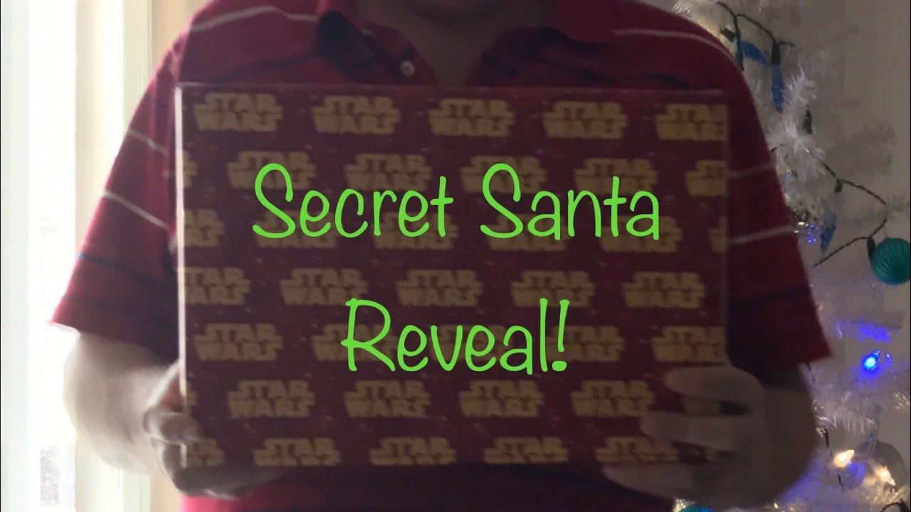 Secret Santa reveal!