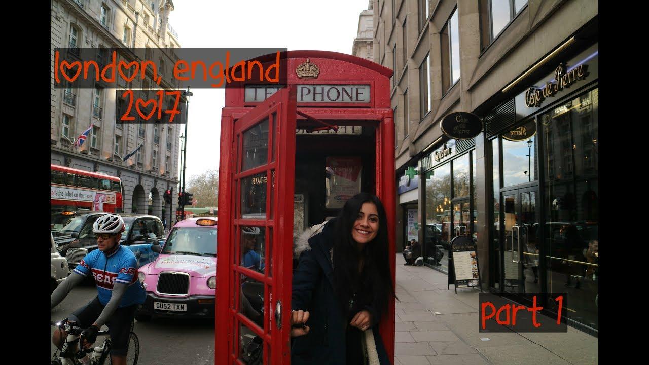 travel vlog london, england