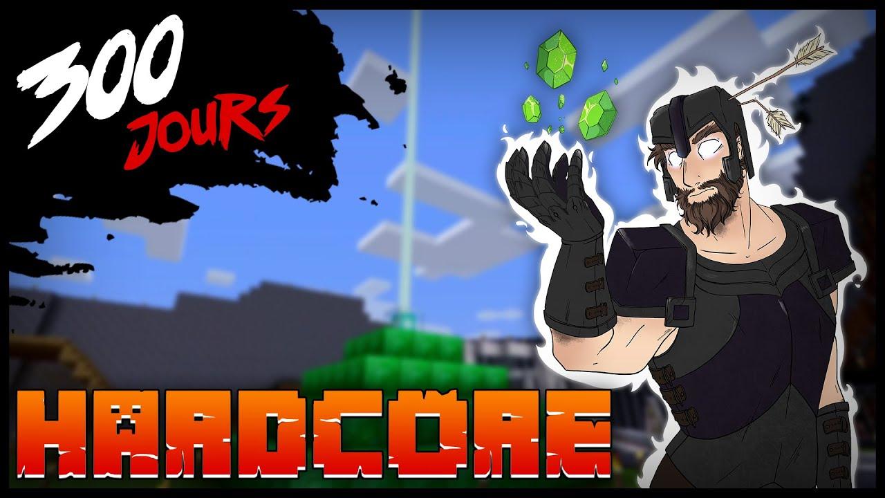 Download J'ai survécu 300 Jours en Hardcore sur Minecraft... Voici ce qu'il s'est passé