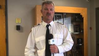 Chatham-Kent Fire Chief Ken Stuebing