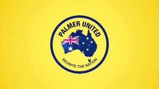"""""""Liberals are attacking my integrity - we need more love"""" Clive Palmer - Radio ad"""