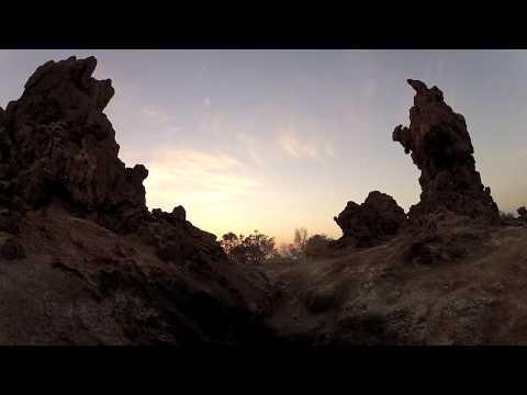 GoPro HD: Lac Abbe Djibouti