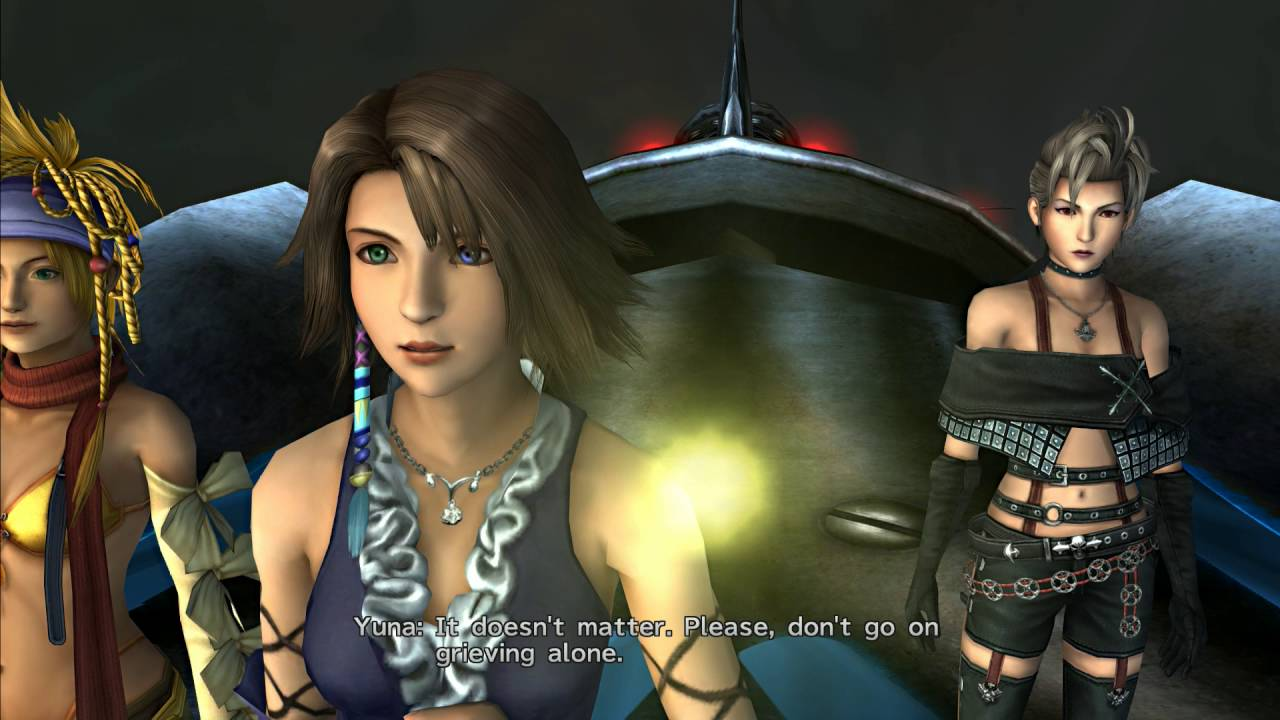 Final Fantasy X 2 HD Remaster 2016 PC Last Boss Vegnagun Shuyin Part