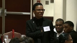 Dr. Terrell Strayhorn: Mentorship and Roadblocks