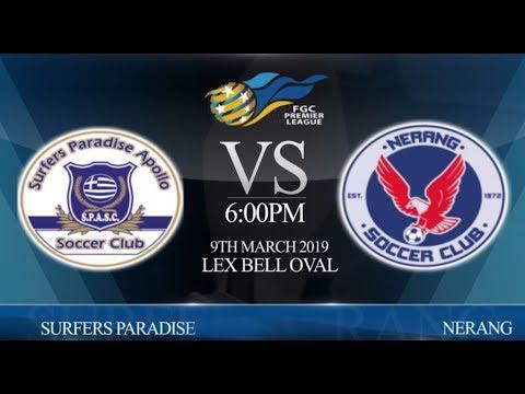 FGC Premier League rnd 1 - Surfers Paradise vs Nerang
