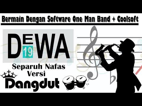 Saxophone Dewa - 19 Separuh Nafas Versi Dangdut (OMB Dan COOLSOFT)