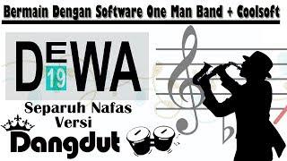 Saxophone Dewa - 19 Separuh Nafas Versi Dangdut (OMB dan COOLSOFT) Mp3