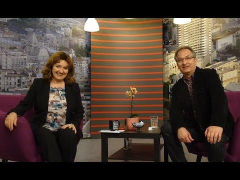 Cristian Gretcu - invitat la emisiunea PORTRET cu Delia Budurca