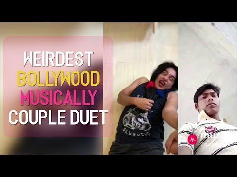 Weirdest Bollywood musically Couple Duet | Gaurav Gera