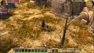 Harmless Plays Titan Quest ep 16 - Parnassus Caves