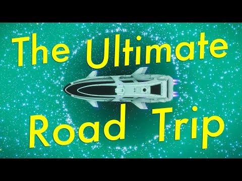 Space Tourism (EP14) The Ultimate Road Trip | Elite Dangerous