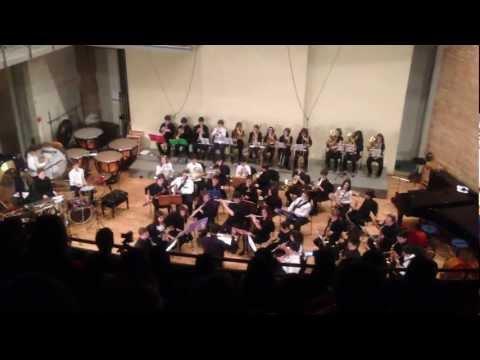 Banda del Conservatorio de Música de Salamanca