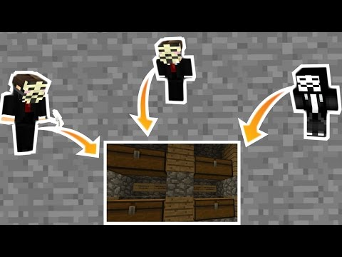 """Co-Owner Catching Hackers!"""" THE WORST THREE XRAY HACKERS EVER!!!!(Minecraft PE Factions)"""