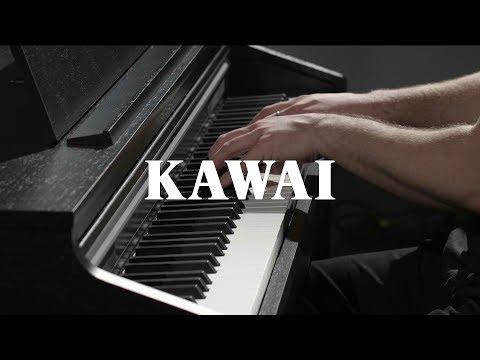 Kawai CA48 Digital Piano, Satin Black | Gear4music demo