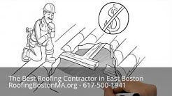 Roofing Contractor in East Boston, MA