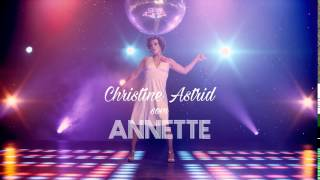 BACKSTAGE TV: Christine Astrid danser disco