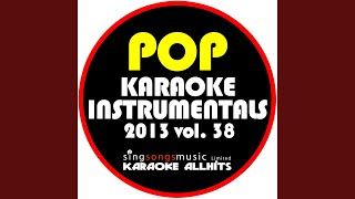 Shine My Shoes (In the Style of Robbie Williams) (Karaoke Instrumental Version)