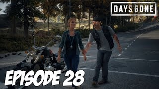DAYS GONE : Sarah toujours vivante ? | Episode 28